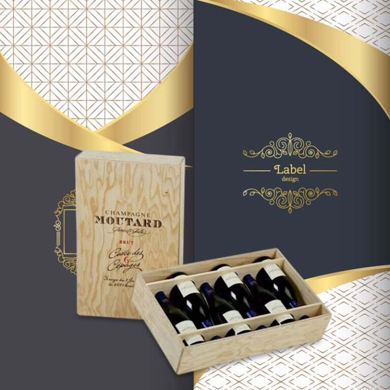 6_bottle_wooden_case_6_cépages_champagne