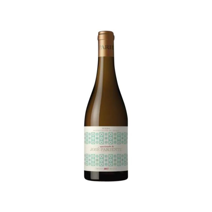 josé_pariente_apasionado_rueda_2017_spanish_dessert_wine