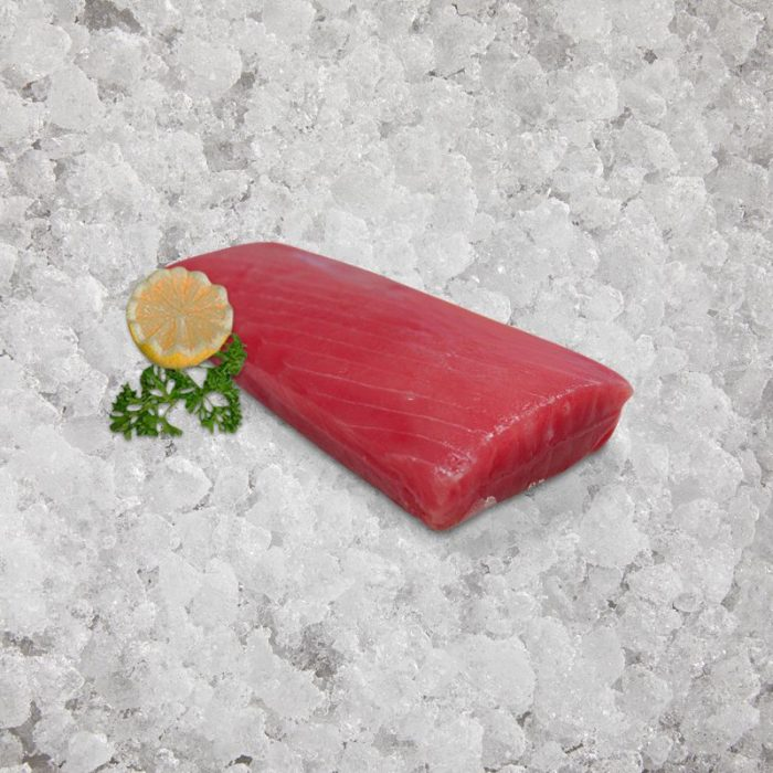 Fresh Frozen Tuna Red Saku Yellowfin Sashimi Grade