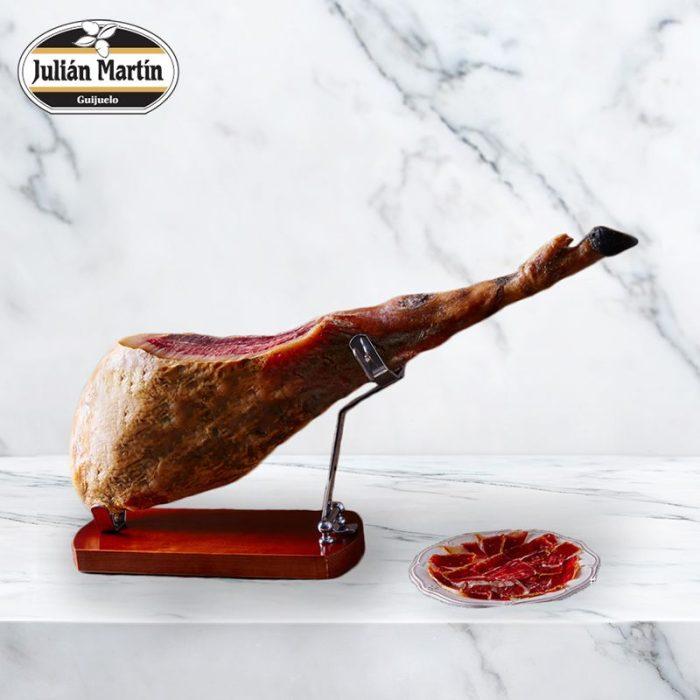 bellota_iberico_100%_cured_ham_red_label_artisan_food_company