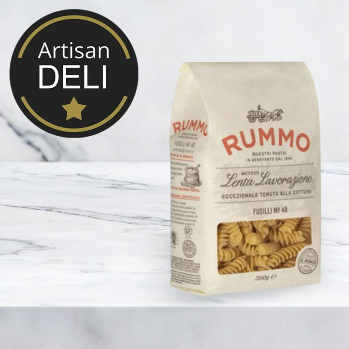 fusilli_pasta_rummo_500gr_the_artisan_delicatessan