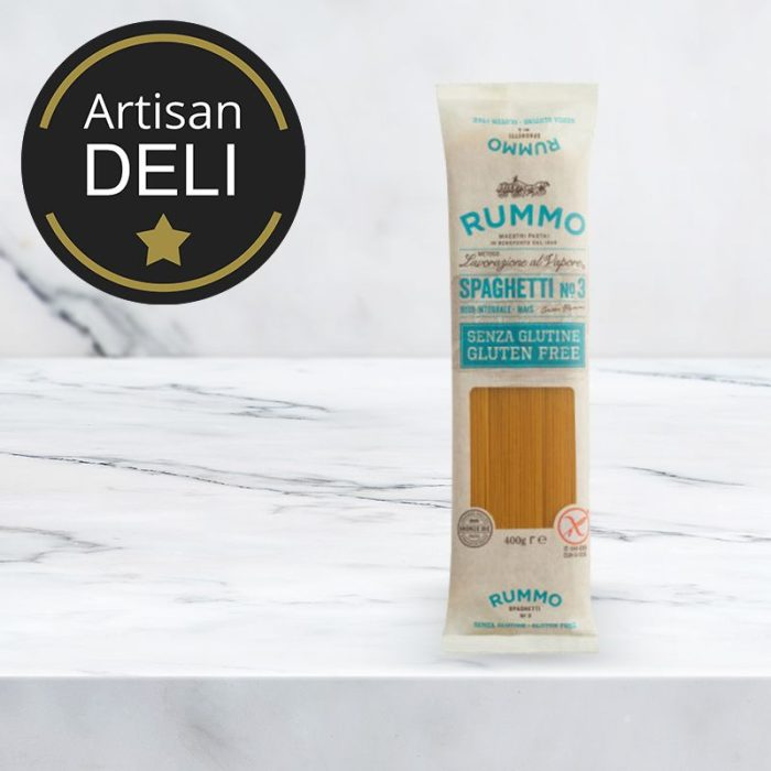 gluten_free_spaghetti_pasta_rummo_400gr_the_artisan_delicatessan