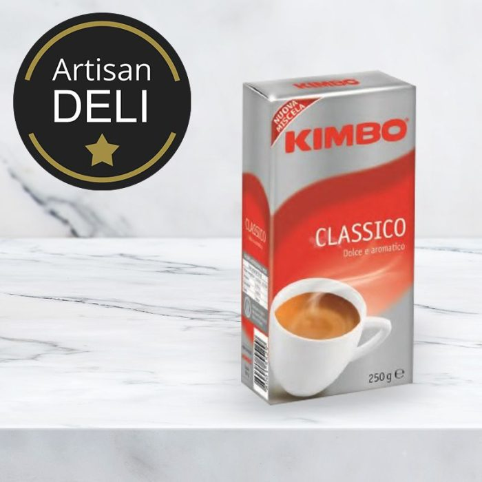 kimbo_caffe'_classico_250gr_the_artisan_delicatessan