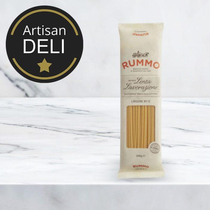 linguine_pasta_rummo_500gr_the_artisan_delicatessan