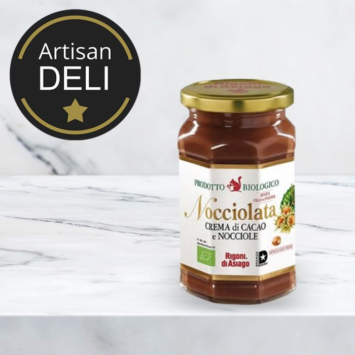 organic_hazlenut_&_chocolate_spread_270gr_the_artisan_delicatessan