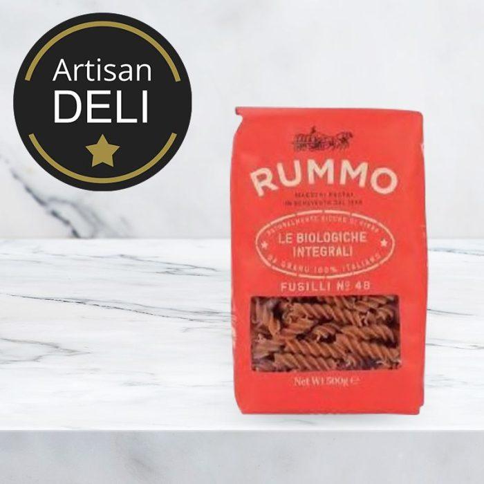 organic_whole_wheat_fusilli_pasta_rummo_500gr_the_artisan_delicatessan