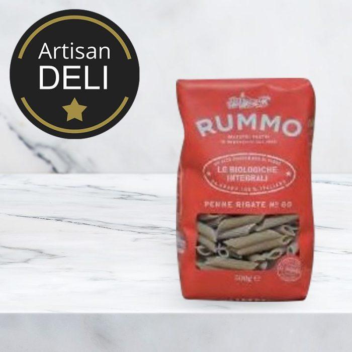 organic_whole_wheat_penne_pasta_rummo_500gr_the_artisan_delicatessan