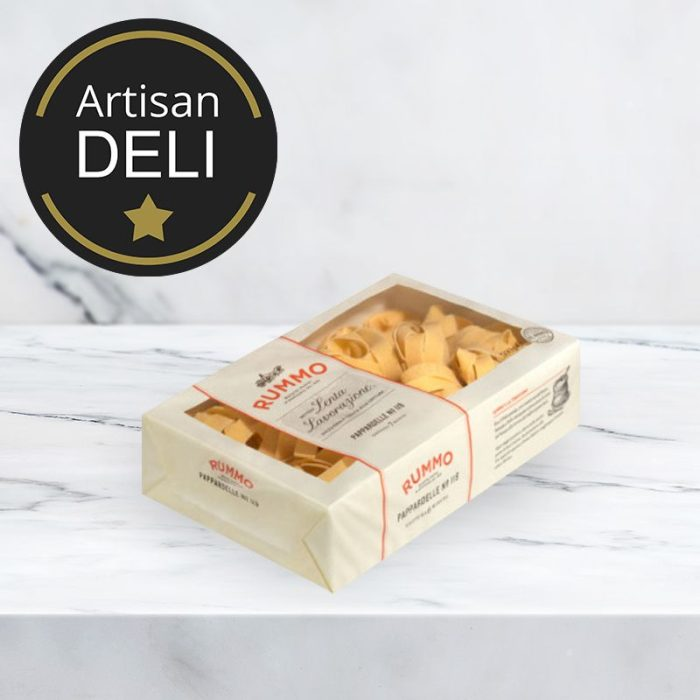 pappardelle_egg_pasta_rummo_250gr_the_artisan_delicatessan