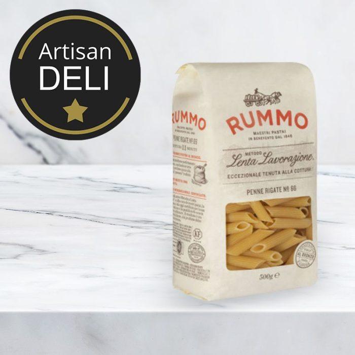 penne_rigate_pasta_rummo_500gr_the_artisan_delicatessan