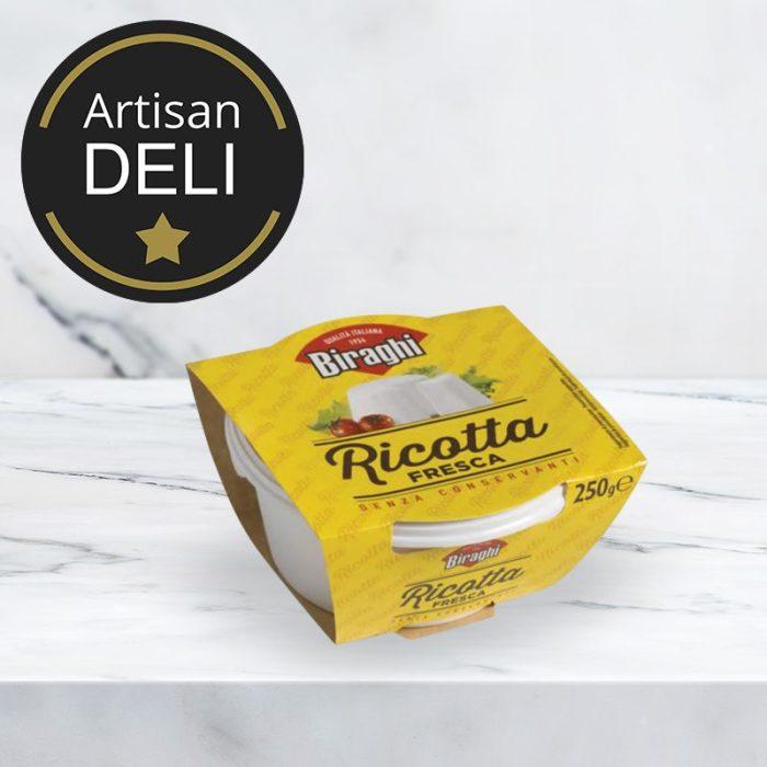 ricotta_biraghi_cheese_250gr_the_artisan_delicatessan