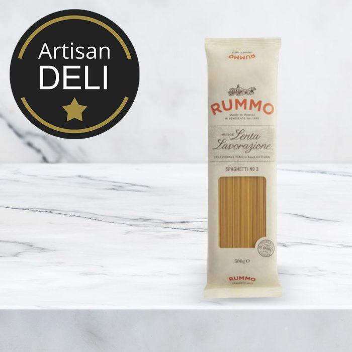 spaghetti_no.3_pasta_rummo_500gr_the_artisan_delicatessan