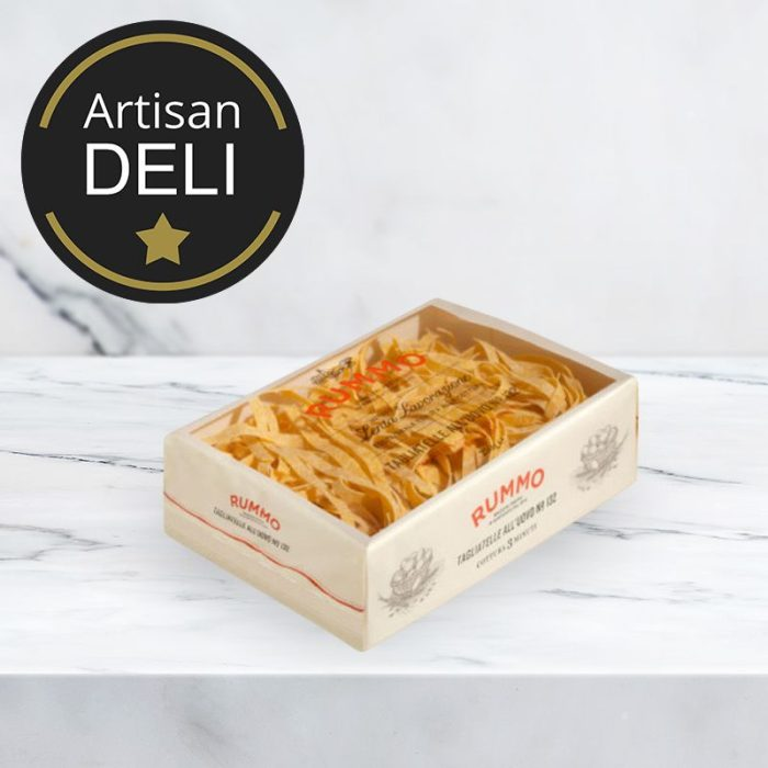 tagliatelle_egg_pasta_rummo_250gr_the_artisan_delicatessan