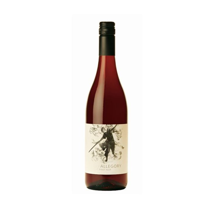 allegory_pinot_noir_western_australia_the_artisan_winery