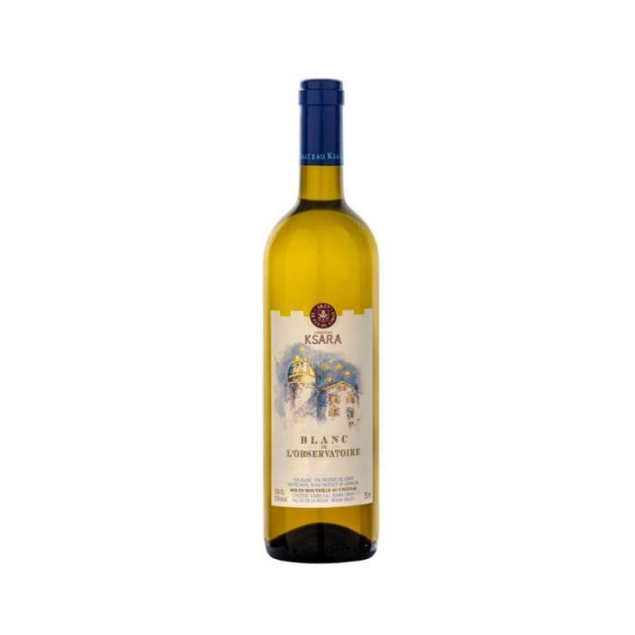 château_ksara_blanc_de_l'observatoire_the_artisan_winery