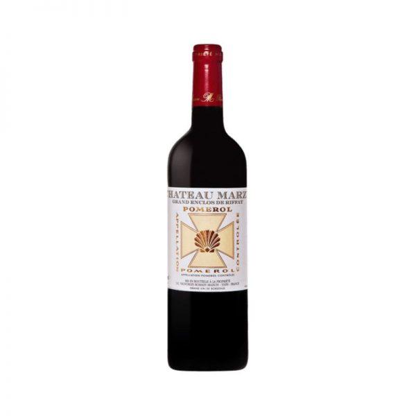 château_marzy_pomerol_the_artisan_winery