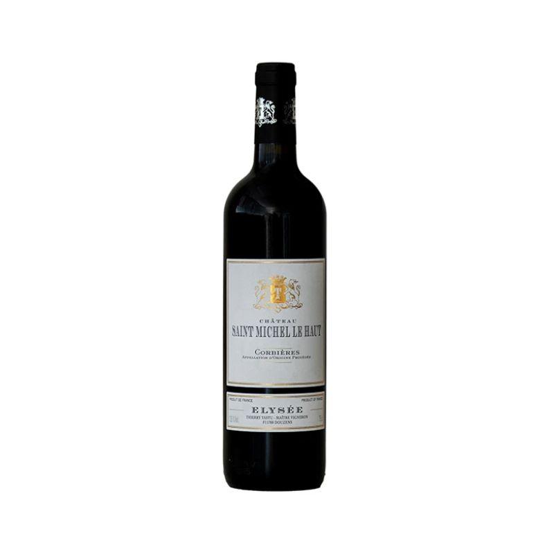 château_st_michel_corbières_le_haut_cuvée_elysée_the_artisan_winery