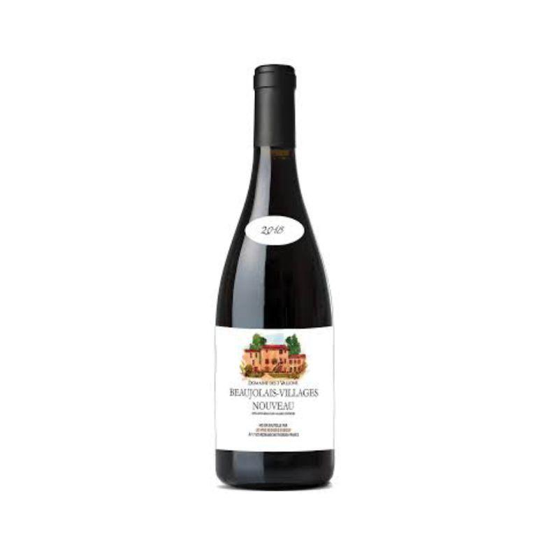 duboeuf_beaujolais-villages,_domaine_des_trois_vallons_the_artisan_winery