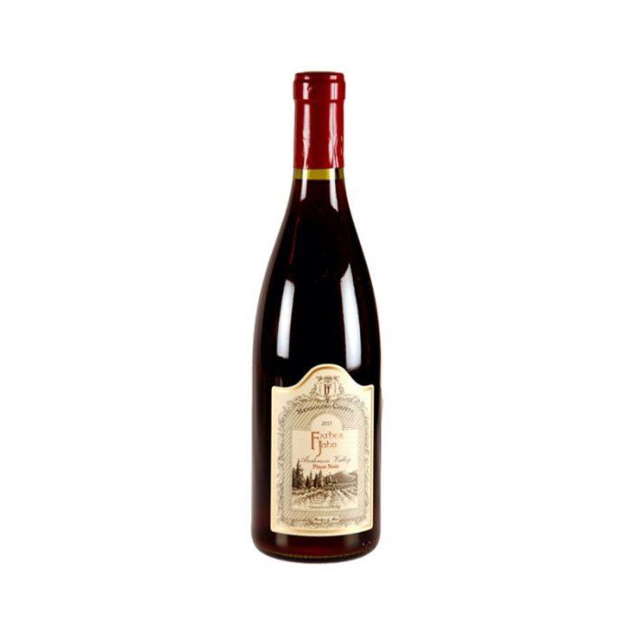father_john_greenwood_ridge_pinot_noir_the_artisan_winery