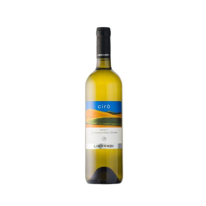 librandi_cirò_bianco_segno_the_artisan_winery