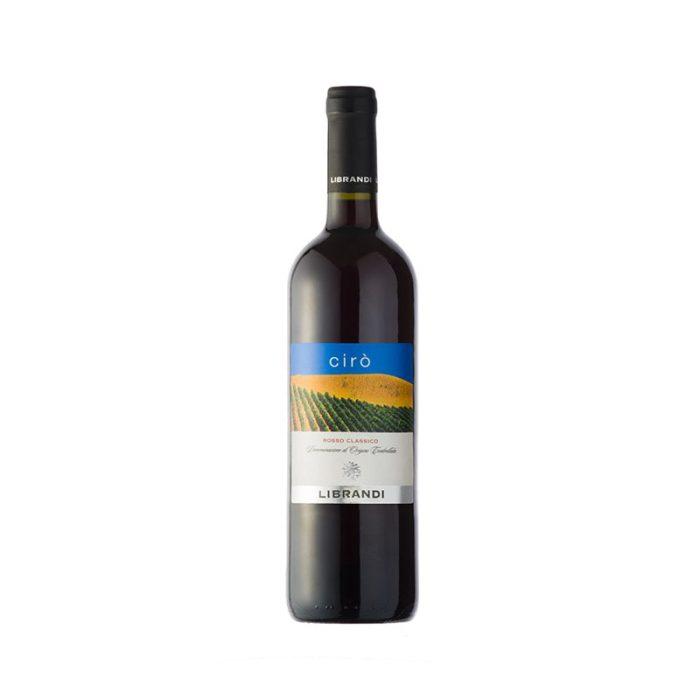 librandi_cirò_rosso_segno_the_artisan_winery