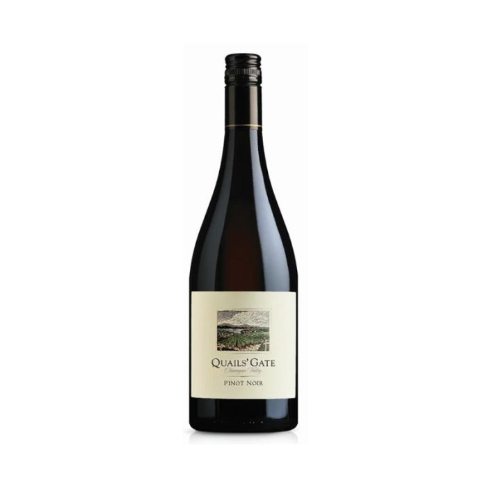 quails_gate_pinot_noir_okanagan_the_artisan_winery