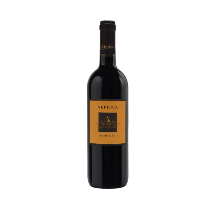 tormaresca_nèprica_primitivo_puglia_the_artisan_winery