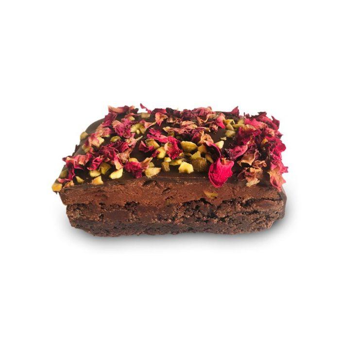 anthony_james_chocolates_luxury_pistachio_rose_brownie
