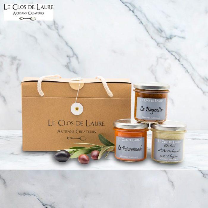 les_clos_de_laure_niçois_aperitif_box