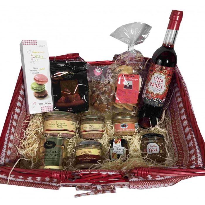 the_french_basket_gourmet_christmas_hamper_the_artisan_food_company