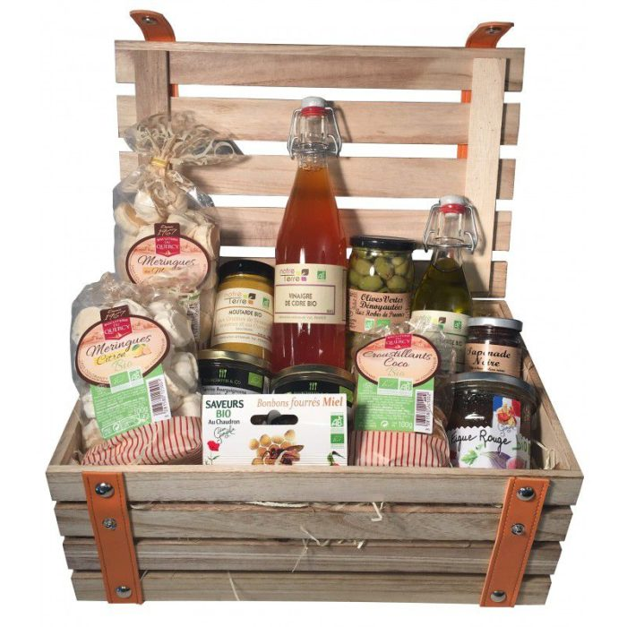 the_french_basket_organic_gourmet_tasting_box_the_artisan_food_company