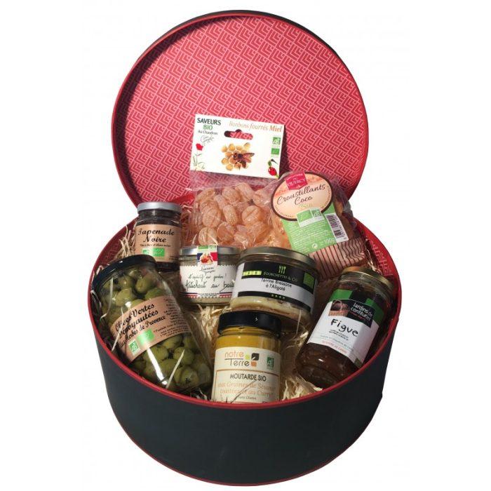 the_french_basket_organic_panaché_gourmet_box_the_artisan_food_company