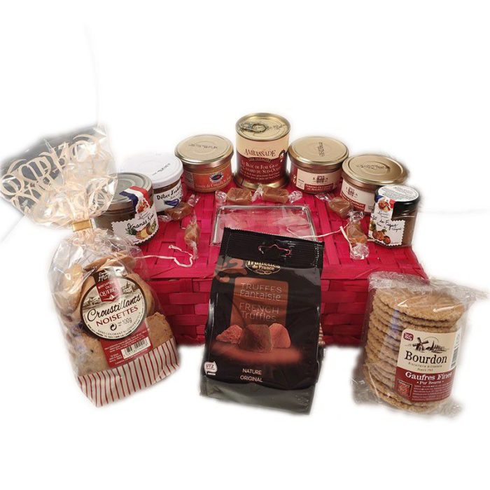 the_french_basket_'terroirs_de_france'_the_artisan_food_company