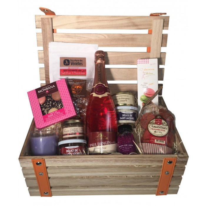 the_french_basket_'tête_à_tête'_gourmet_hamper_the_artisan_food_company