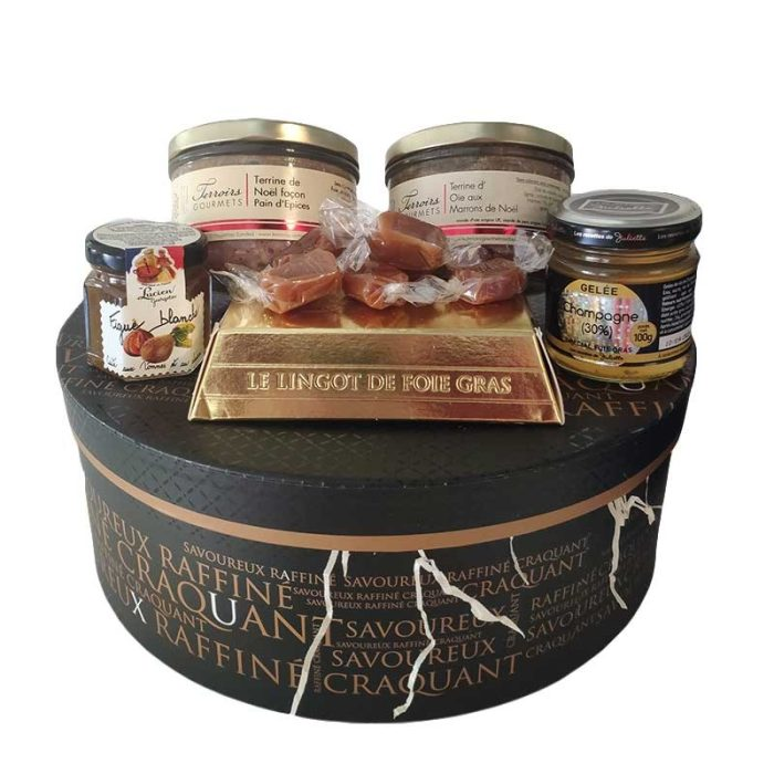 the_french_basket_'un_noël_en_or'_gift_box_the_artisan_food_company