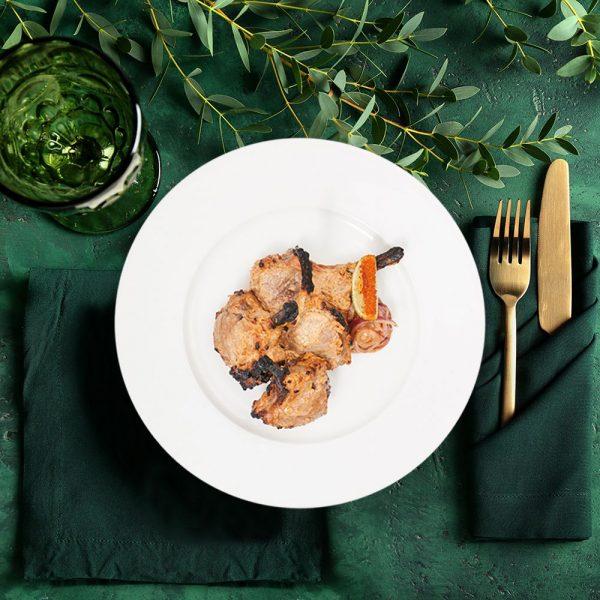 Lamb Pasanda Chops for 2