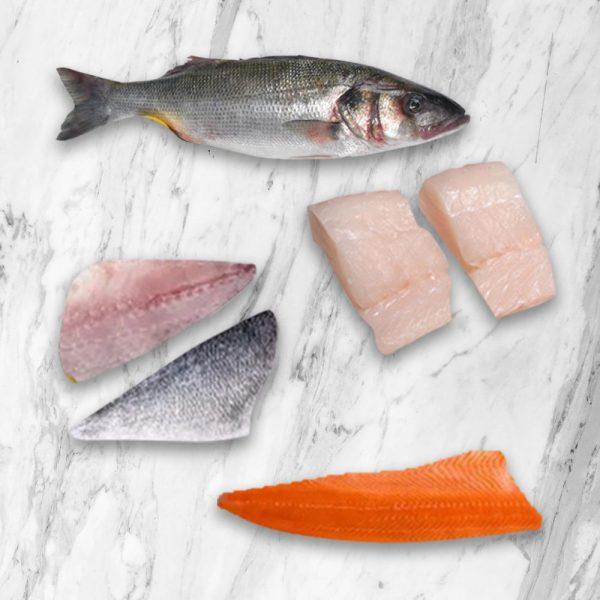 Chef's Gourmet Fish Hamper