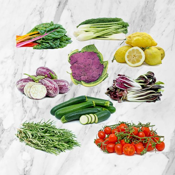 Chef's Gourmet Fruit & Veg Hamper For 2