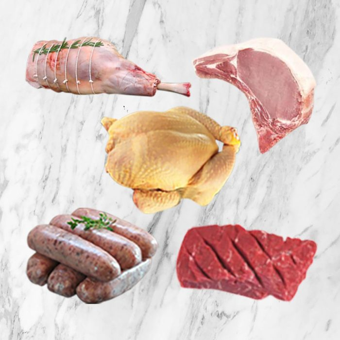 Chef's Gourmet Meat Hamper