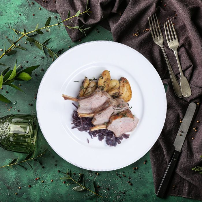 french_trimmed_lamb_with_red_cabbage_the_artisan_food_company