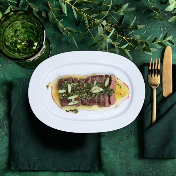 serving_plate_of_flat_iron_steak_the_artisan_food_company