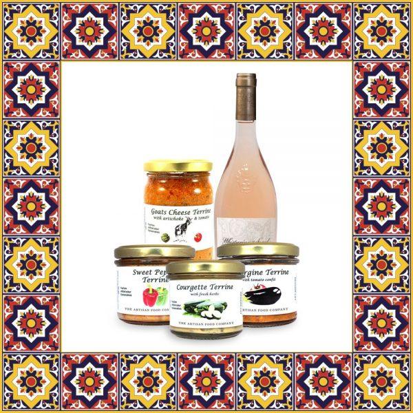 vegetable_terrine_&_whispering_angel_french_hamper_the_artisan_hamper_company