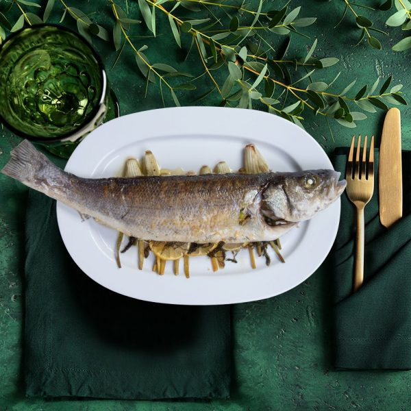 whole_sea_bass_with_rosted_fennel_serving_plate_the_artisan_food_company