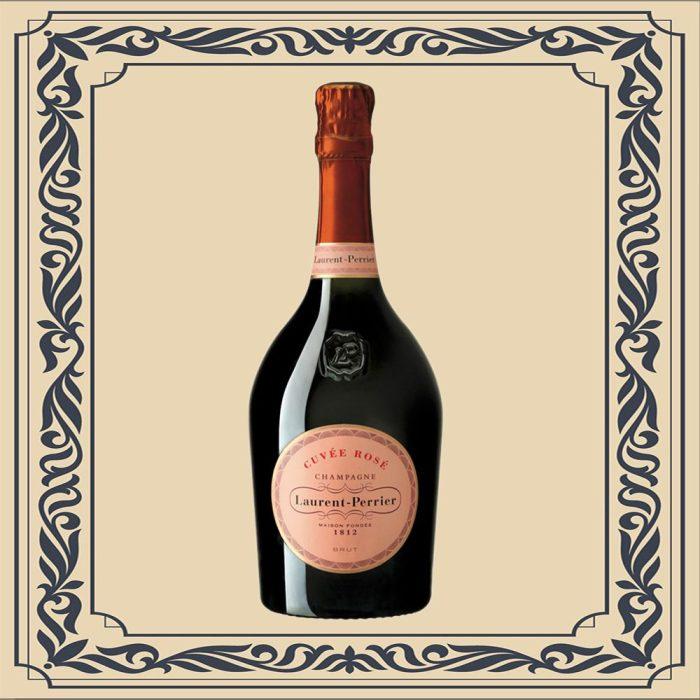 champagne_laurent-perrier_cuvée_rosé_brut_in_a_wooden_box