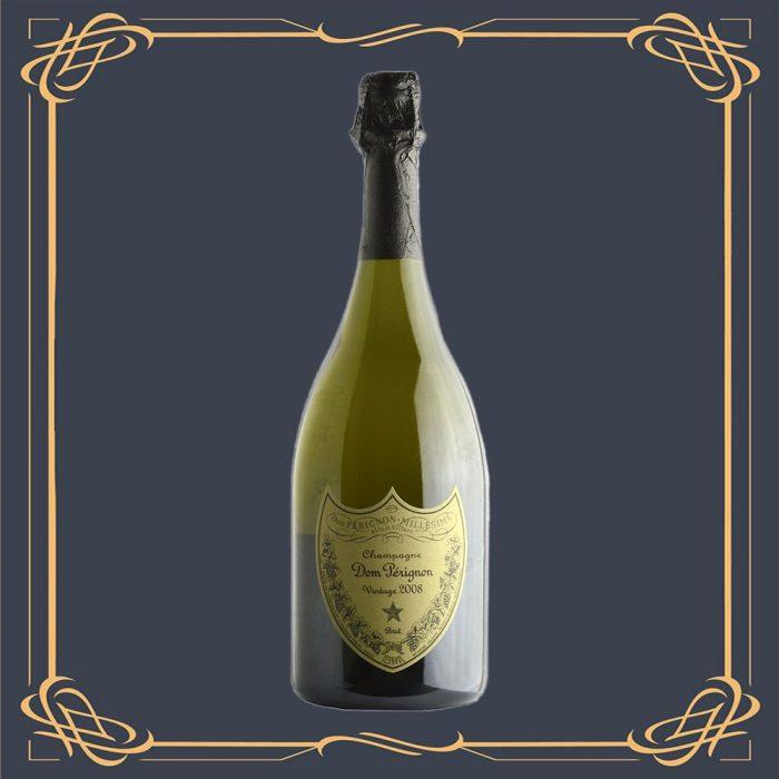 champagne_moët_&_chandon_dom_pérignon_in_a_wooden_gift_boxes